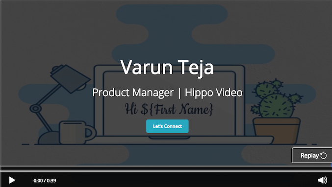 Video call-to-action