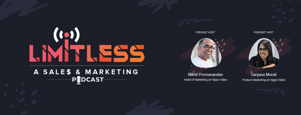 Introducing Limitless – a sales & marketing podcast series for those who are trying to find a needle in a haystack!