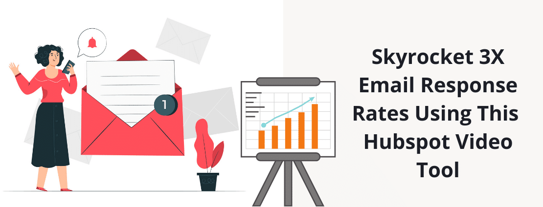 Skyrocket Email Response Rates By 3x With This Hubspot Video Tool