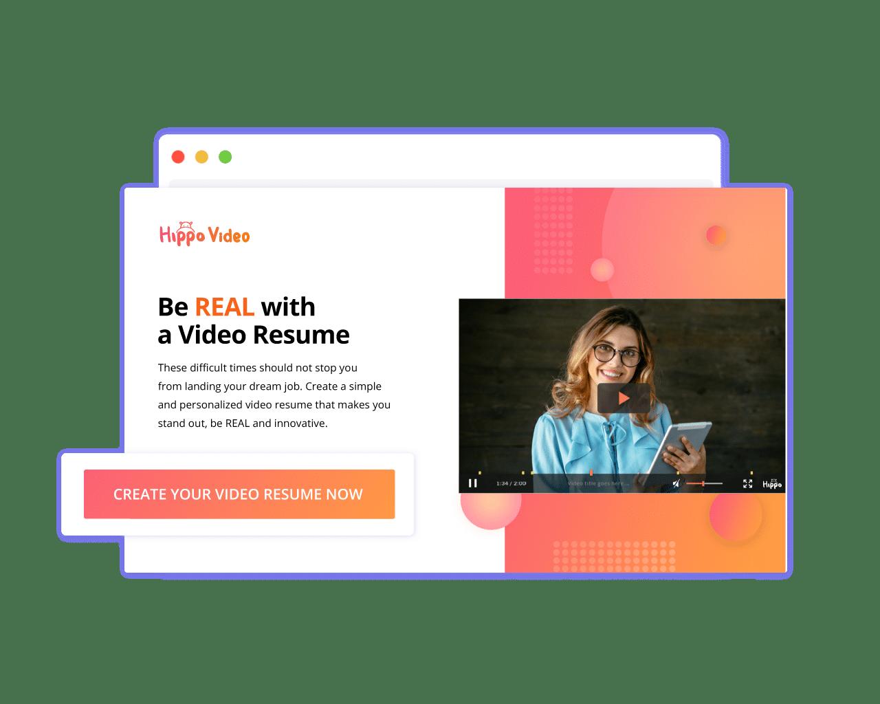 Create video resume entry level lab tech sample resume
